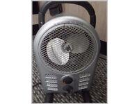 Blow Fan Heater Hot/Cold 2000w Prem-I-Air. Caravan Camping