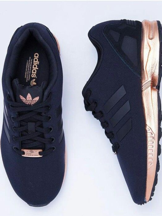 Adidas Zx Flux Light Copper