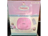 Breville cupcake creations cupcake maker in pink