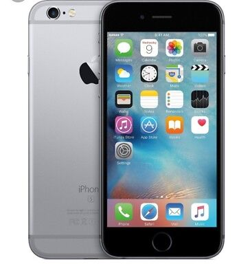 Apple Iphone 6s -64GB - IEMI UNLOCKED work with all...