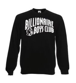 Billionaire boys club designer sweater