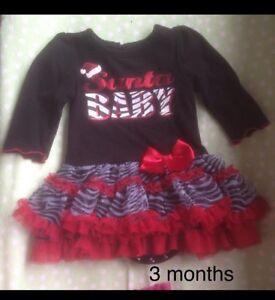 Baby onesies 3-$10