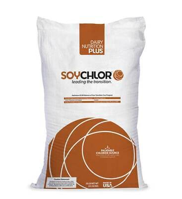 Soychlor Dairy Cow Supplement