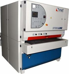 Deburring, Edge rounding, finishing machines