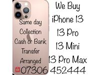 ✅ WANTED IPHONE 13, 13 MINI, 13 PRO, 13 PRO MAX, 12, 12 PRO, 11, X, XS, NEW OR USED TOP PRICES PAID