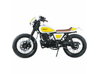 HERALD FLAT TRACKER 250 - CUSTOM - RETRO