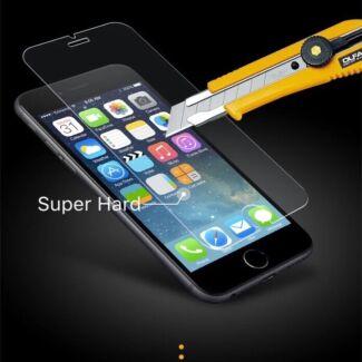 【Sale】Steel-glass screen protectors for iPhone 8/plus,7/plus,6/plus