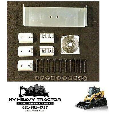 Rubber Track Lug Repair Kit Asv Terex - Rc50 Rc60 Pt50 Pt60 Sr70 Pt70