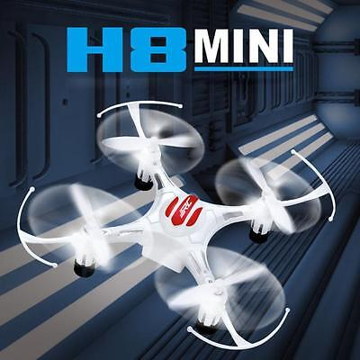JJRC H8 Mini RC Drone 2.4G 4CH 6 Axis RTF Quadcopter LED Night Lights CF Mode