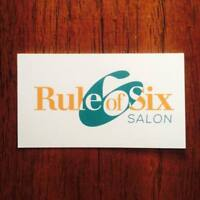 Chair Rental Opening At Rule Of 6 Salon