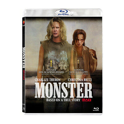 Monster  2014  Blu Ray    Patty Jenkins  Charlize Theron  Christina Ricci