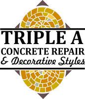 Triple A Concrete Repair & Decorative Styles