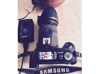 Samsung Pro 815 Hybrid Bridge camera