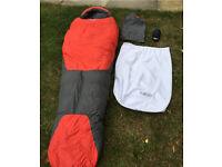 Rab ANDES 1000 down sleeping bag