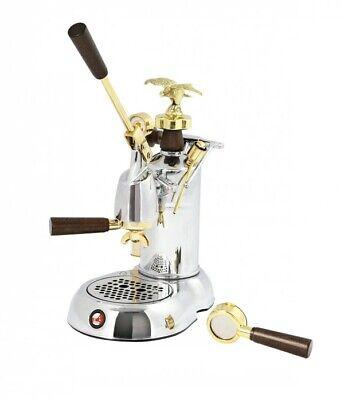 La Pavoni Expo 2015 Exp Manual Lever Espresso Coffee Cappuccino Machine 220v