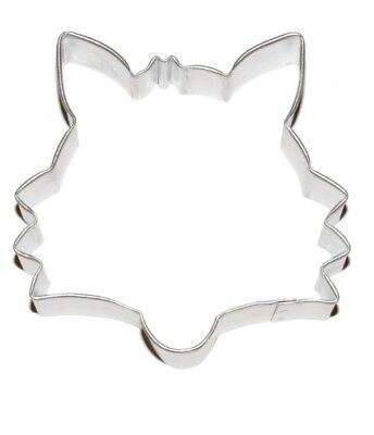 Fox Head Cookie Cutter 3.5''  NEW!