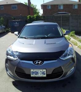 2013 Hyundai Veloster Base Hatchback