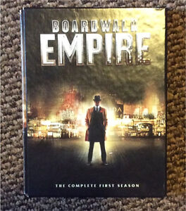 Board walk empire season 1 on DVD