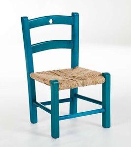 Sedia seggiolina sediolina bimbo bambino legno impagliata - Sedia bagnetto bimbo ...