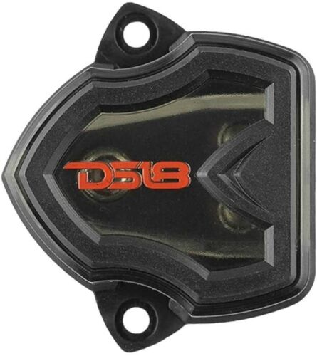 NEW DS18 DB1024 DISTRIBUTION BLOCK 0 GA IN 2 4 GAUGE OUT CAR STEREO POWER GROUND