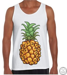Pineapple-1-Mens-Vest-Tank-Top-Summer-Holiday-Marbella-Ibiza-Magaluf-Hipster
