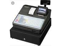 Sharp XE‑A217B cash register