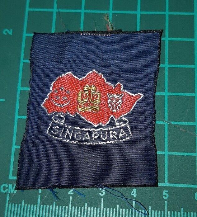 Singapure Girl Guide Badge