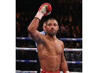 8 Tickets Kell Brook vs Errol Spence World Title