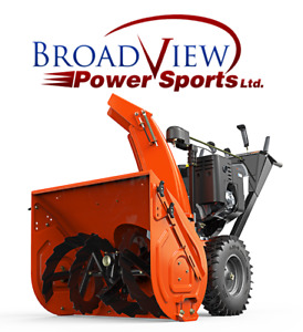 **SNOW'S ON IT'S WAY** NEW ARIENS SNOW BLOWERS!! 0% FINANCING!