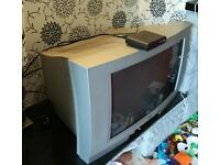 Television TV 26 inch CRT freeview