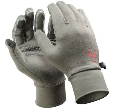 BADLANDS MERINO LINER GLOVE MEDIUM, LARGE, OR XL FOR HUNTING, ARCHERY, -
