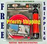 Portable Manual Car Siphon Pump Fuel Gas Transfer Oil Liquid Hand Air Kit New