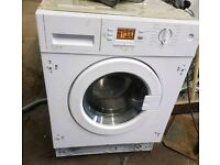 Washing machine intergrated
