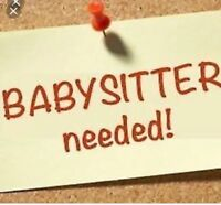 Looking for a babysitter in North Buxton  Area