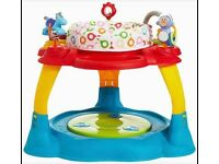 Baby unisex activity table
