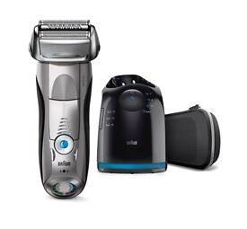 Braun Series 7 Electric Shaver Razor - Brand New