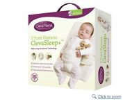 Clevamama Baby Sleep Positioner for Reflux