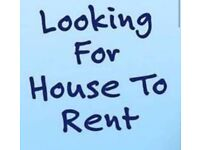 *Wanted* 3/4 Bed House To Rent Bedworth