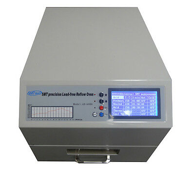 Precision Lead Free Reflow Oven As-6080