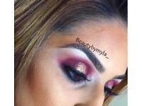 Free lance makeup artist