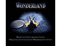 Wonderland Tickets Kings Theatre Glasgow
