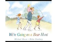 We're Going on a Bear Hunt - SHOW (4x family tickets, London)