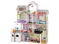 BRAND NEW Grand Estate Dollhouse