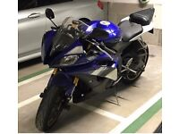 Great Condition Yamaha R6 2008 - Beautiful R6 - Kept underground & covered for 2 years