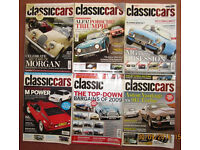 Classic Cars Magazine – Complete 2009 Year