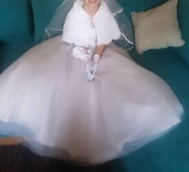Holy Communion dress and accesories
