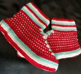 Wool socks Christmas gift present