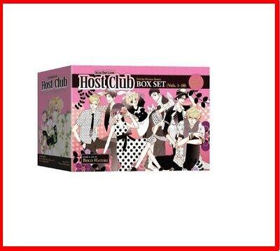 Ouran High School Host Club Box Set (Vol. 1-18) New, Paperback – by Bisco Hatori