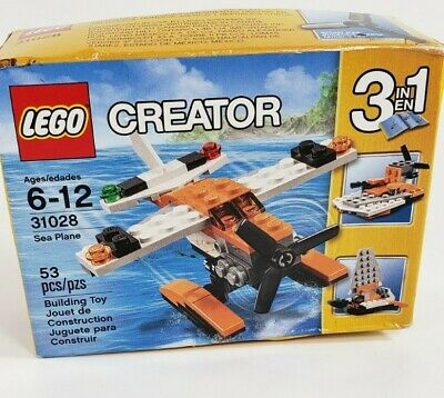 LEGO Creator Sea Plane 31028 Brand New