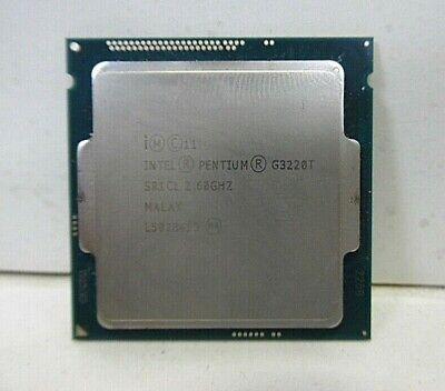 Intel Pentium G3220T 2.60GHz Dual Core CPU Desktop Processor SR1CL